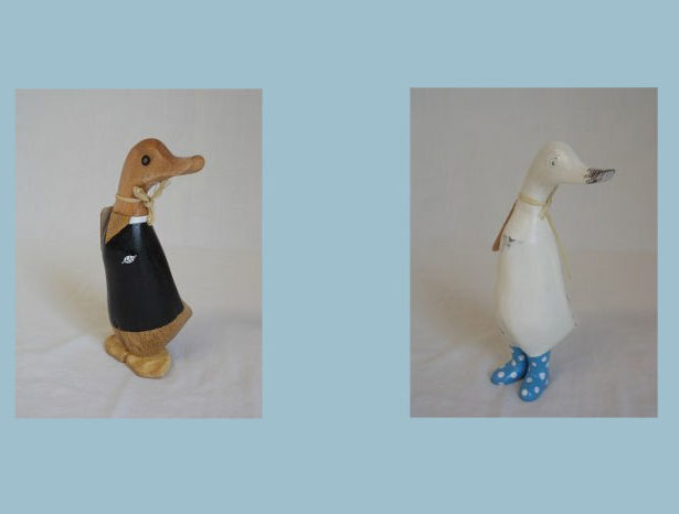 Hand Crafted Ducks